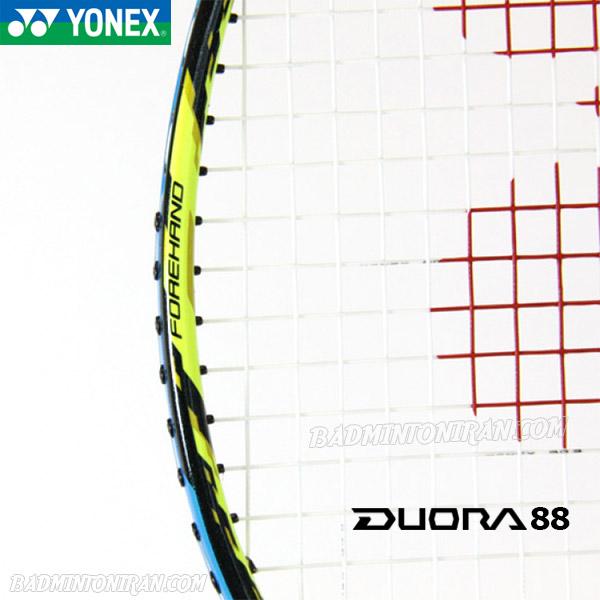 Yonex Duora 88 badminton 4 بدمینتون ایران