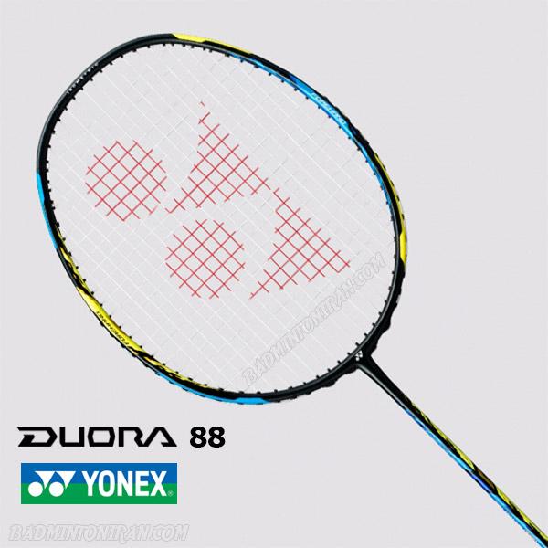 Yonex Duora 88 badminton 5 بدمینتون ایران