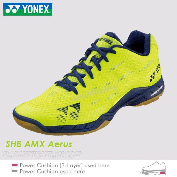 Yonex SHB AMX Aerus 2 بدمینتون ایران