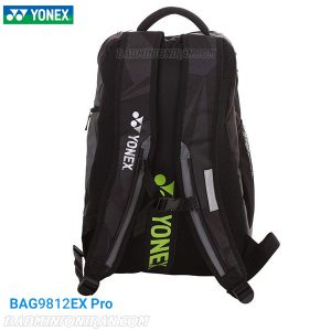 YONEX BAG9812EX Pro black بدمینتون ایران