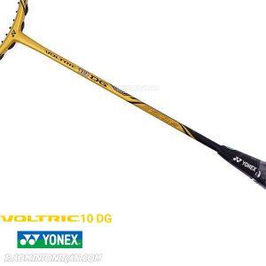 Yonex VOLTRIC 10DG GOLD 3 بدمینتون ایران