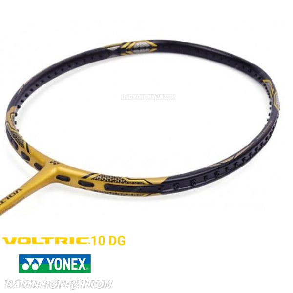 Yonex VOLTRIC 10DG GOLD 4 بدمینتون ایران
