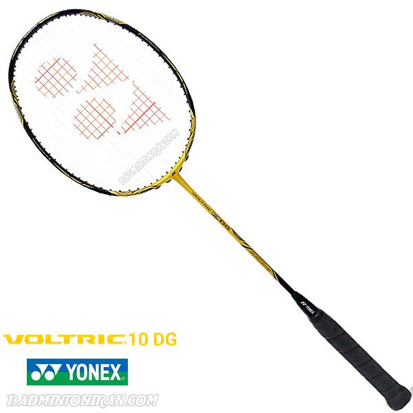 Yonex VOLTRIC 10DG GOLD 5 بدمینتون ایران