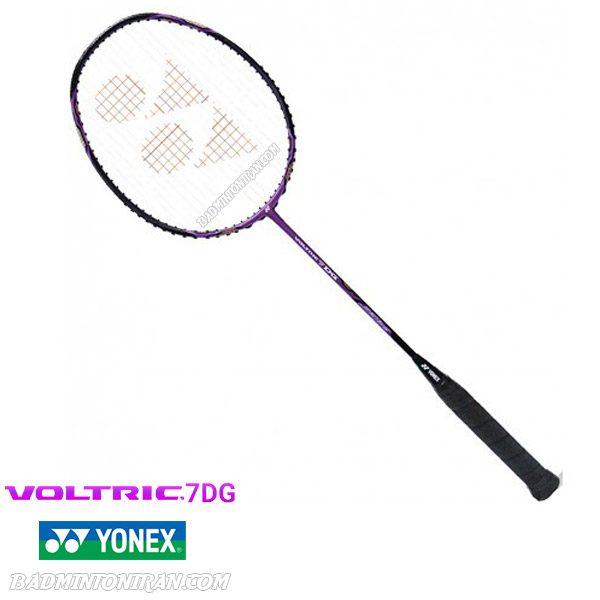Yonex Voltric 7 DG Purple 2 بدمینتون ایران