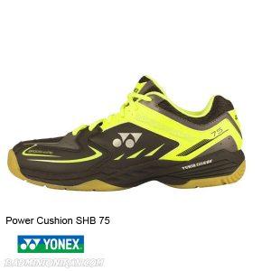 Yonex Power Cushion SHB 75 Badminton Shoes بدمینتون ایران