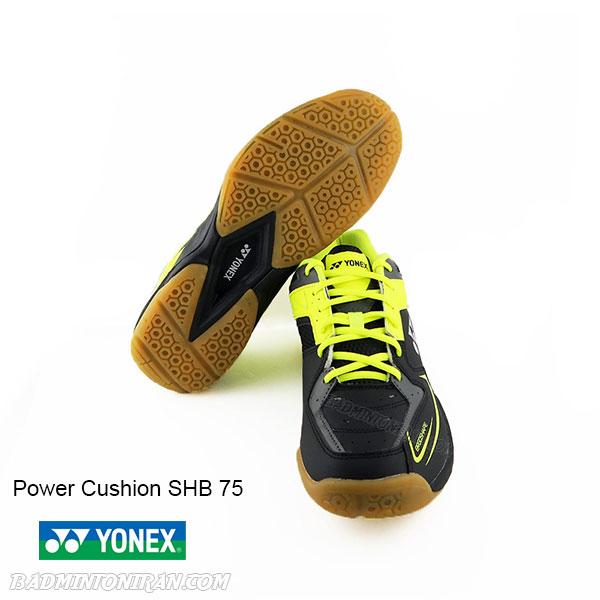 Yonex Power Cushion SHB 75 Badminton Shoes 4 بدمینتون ایران