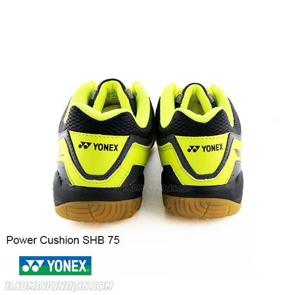 Yonex Power Cushion SHB 75 Badminton Shoes 5 بدمینتون ایران