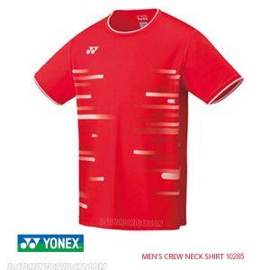 MENS CREW NECK SHIRT 10285 red
