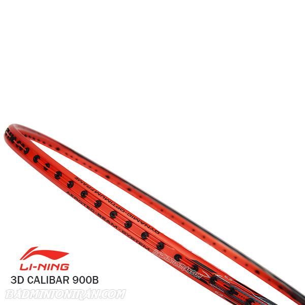 Li Ning 3D CALIBAR 900B 5 بدمینتون ایران