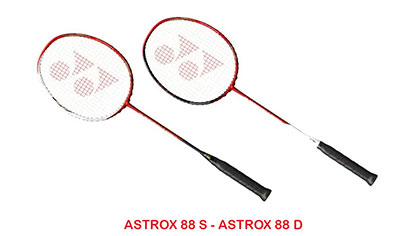 ASTROX 88 S 2020- ASTROX 88 D 2020
