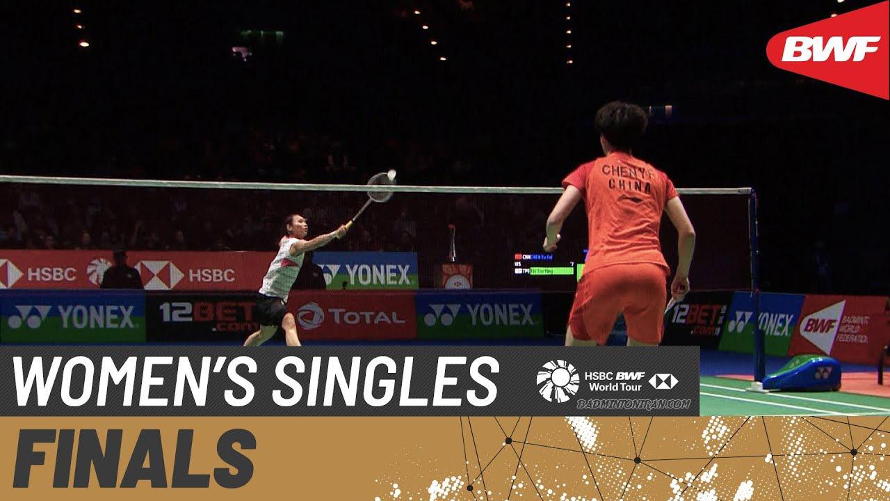 F - WS - CHEN Yu Fei (CHN) vs TAI Tzu Ying (TPE) - YONEX All England Open 2020.jpg