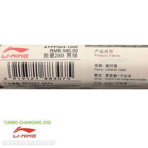 Li Ning TURBO CHARGING 20D 13