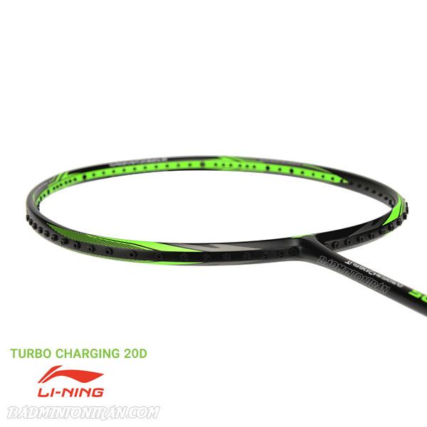 Li Ning TURBO CHARGING 20D 2 بدمینتون ایران