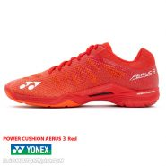 YONEX POWER CUSHION AERUS 3 Red