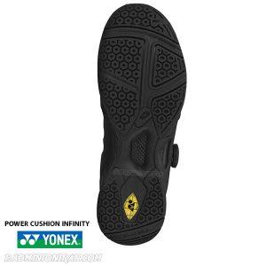 YONEX POWER CUSHION INFINITY Black 5