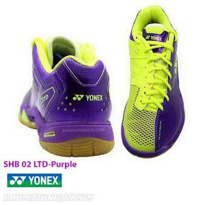 YONEX SHB 02 LTD PURPLE