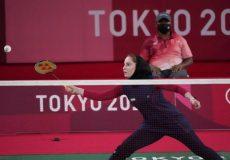 شروع موفق ثریا آقایی در المپیک ۲۰۲۰